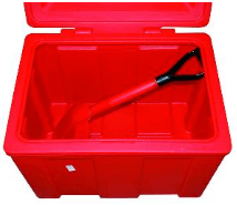 Bac à sable de sécurité pour produits inflammables