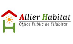 Logo Allier Habitat