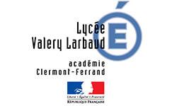 Logo Lycée Valéry Larbaud