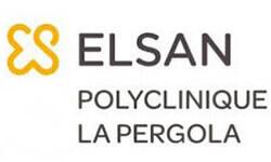 Logo Elsan Polyclinique La Pergola